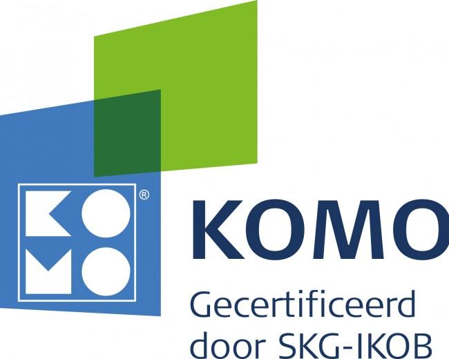 KOMO Procescertificatie bouwplaatsinspecties