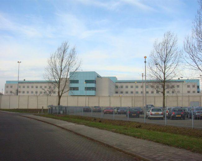 Verbeteren brandveiligheid PI Zoetermeer